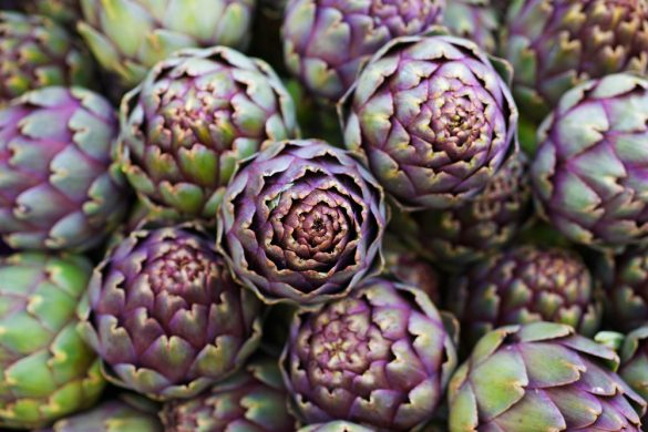 Barbera and artichokes: a surprising combination
